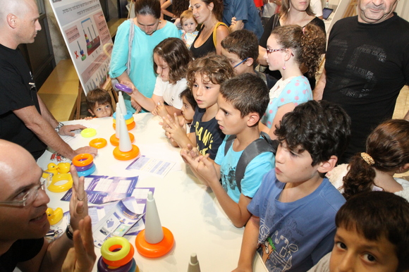 Technion and CS 2012 Researchers Night, photo 882