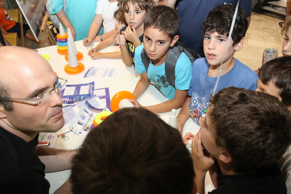 Technion and CS 2012 Researchers Night, photo 884