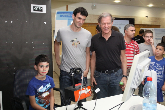 Technion and CS 2012 Researchers Night, photo 891
