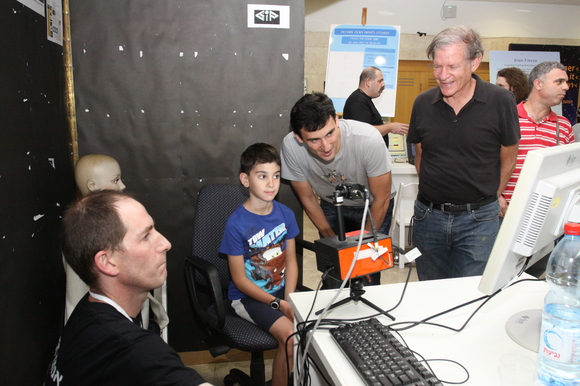 Technion and CS 2012 Researchers Night, photo 892