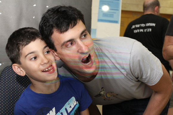Technion and CS 2012 Researchers Night, photo 894