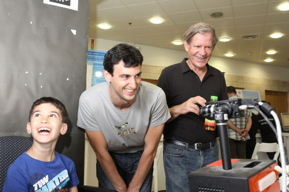 Technion and CS 2012 Researchers Night, photo 895