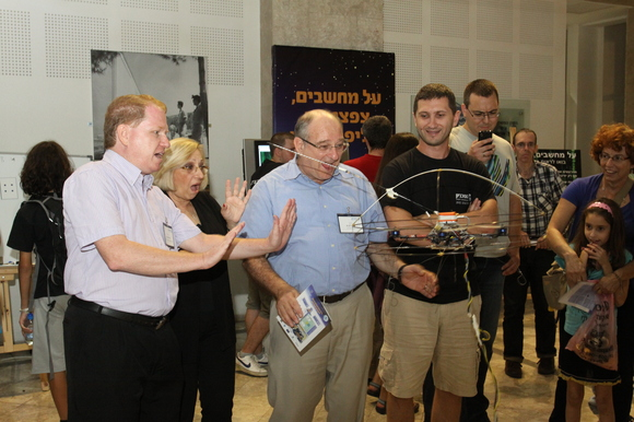 Technion and CS 2012 Researchers Night, photo 900