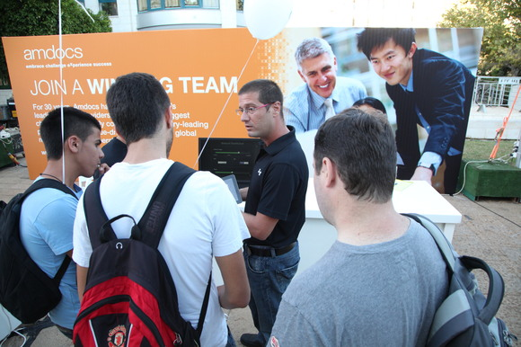 Technion and CS 2012 Researchers Night, photo 92