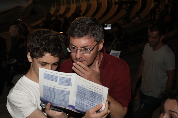 Technion and CS 2012 Researchers Night, photo 927