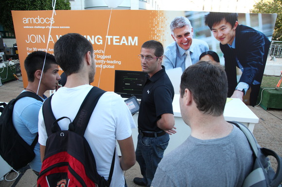 Technion and CS 2012 Researchers Night, photo 93