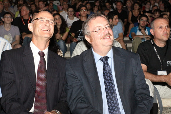 Technion and CS 2012 Researchers Night, photo 945
