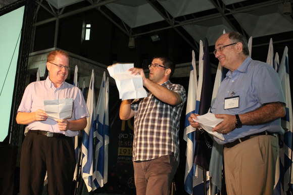 Technion and CS 2012 Researchers Night, photo 955