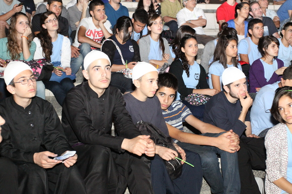 Technion and CS 2012 Researchers Night, photo 957