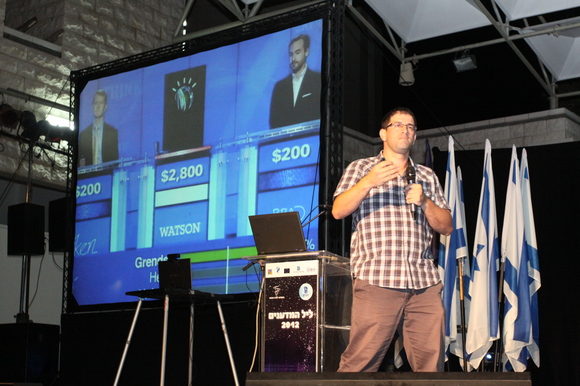 Technion and CS 2012 Researchers Night, photo 960