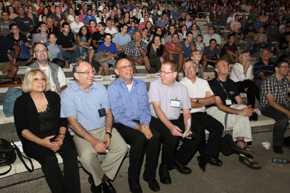 Technion and CS 2012 Researchers Night, photo 973