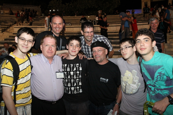 Technion and CS 2012 Researchers Night, photo 980