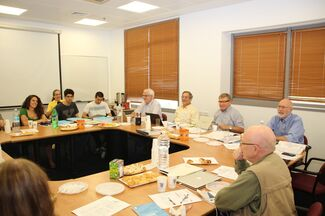 Evaluation Committee of the Council of Higher Education Visit to the Faculty.