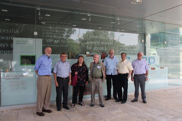 Evaluation Committee of the Council of Higher Education Visit to the Faculty., photo 5