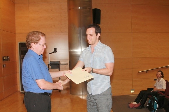 CS Magister Students Graduation Ceremony, 2013, photo 98