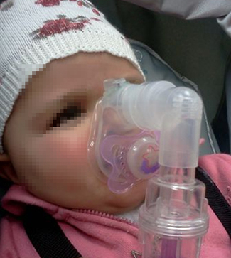 Researchers from the Technion Developed Inhalation Mask for Infants