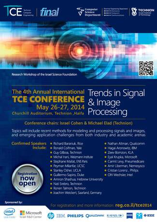 The 4th Annual International TCE Conference On Trends in Signal & Image 