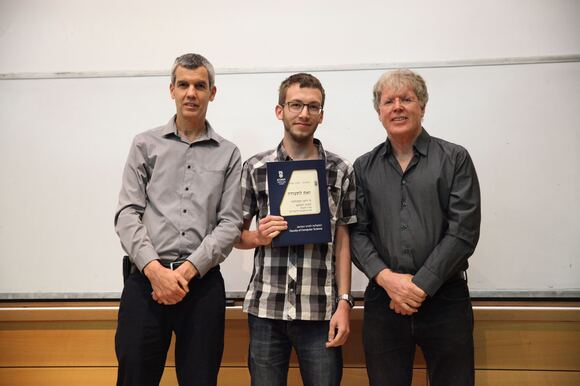 The 2014 CS Dean Execellence And Programming Contests Winners
