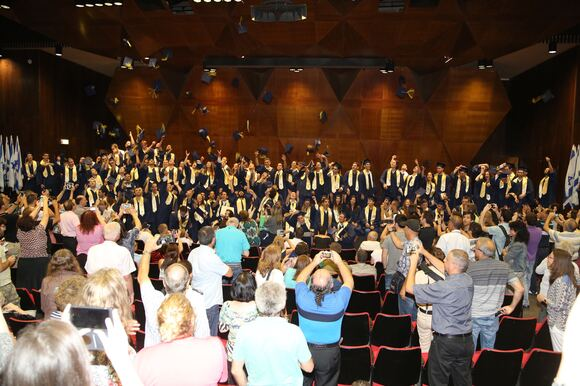 2014-15 Graduation Ceremony, photo 282