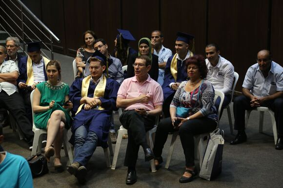 2014-15 Graduation Ceremony, photo 98