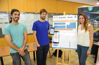 "Technion [CS] Students Developed ""Enoshi"" - Social Volunteering Platform"