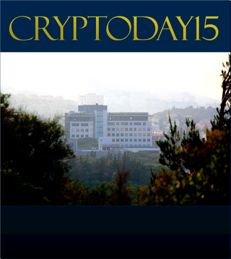 CRYPTODAY 2015