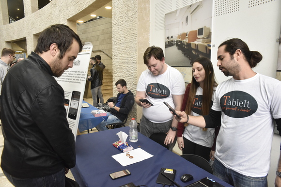 Project Fair in IoT and Android, photo 22
