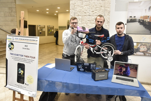 Project Fair in IoT and Android, photo 32