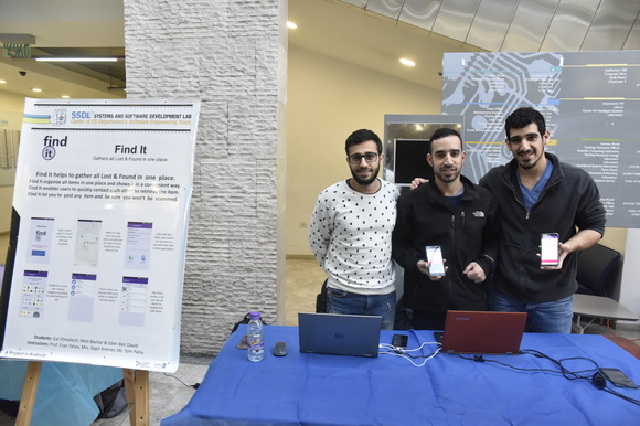 Project Fair in IoT and Android, photo 47