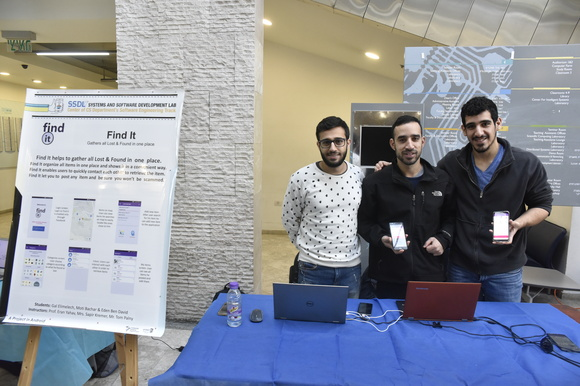 Project Fair in IoT and Android, photo 48