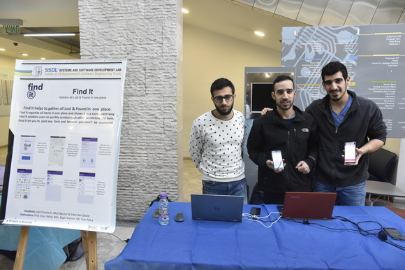 Project Fair in IoT and Android, photo 49