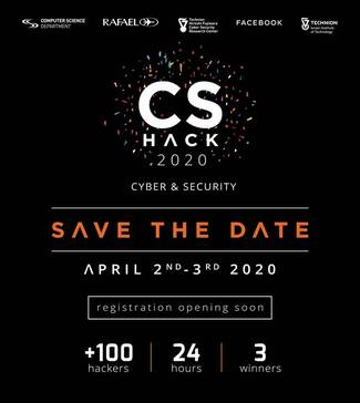 CS Spring 2020 Hacketon - POSTPONED