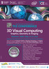 The 6th Annual International TCE Conference on 3D Visual Computing: Graphics, Geometry and Everything in Between.