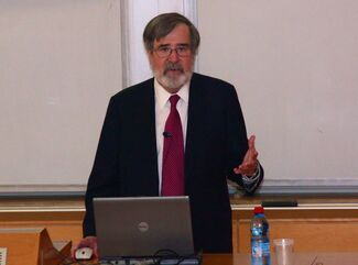 Distinguished lecture series by Ed Clarke