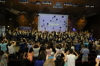 2016-17 Graduation Ceremony